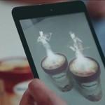 Haagen Dazs Concerto Timer Augmented Reality App 2