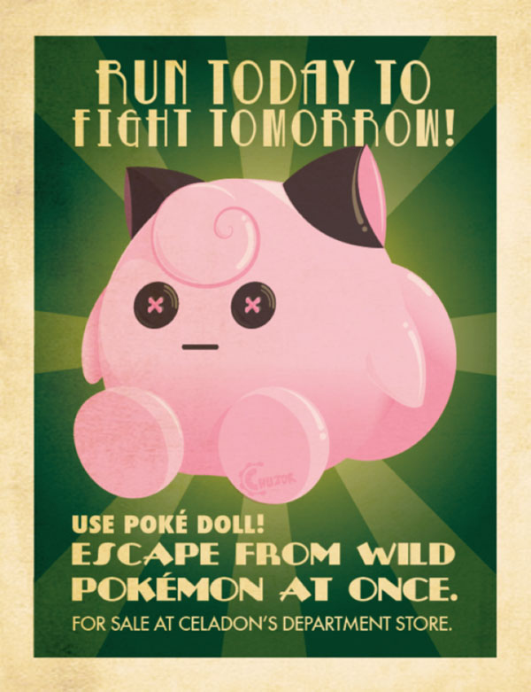 How to Escape From Wild Pokemon
