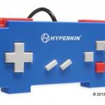 Hyperkin's Pixel Art Controller blue image