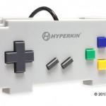 Hyperkin's Pixel Art Controller gray image