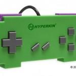 Hyperkin's Pixel Art Controller green image