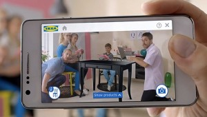 IKEA Catalogue AR Augmented Reality Virtual Furniture