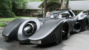 Jerry Patrick - Batmobile