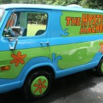 Jerry Patrick – The Mystery Machine – Scooby Doo