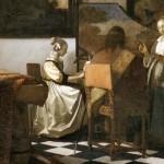 Johannes Vermeer's The Concert