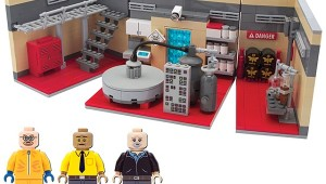 LEGO Breaking Bad Superlab Playset - Citizen Brick