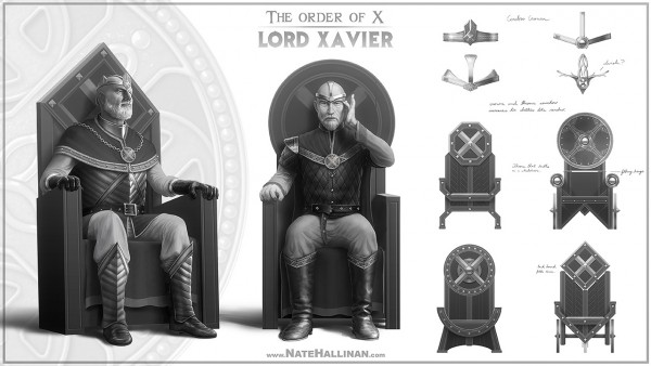 Lord Xavir Order of X