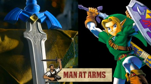 Man at Arms Master Sword image