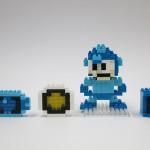 Nanoblock Megaman full set image 2