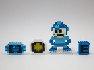 Nanoblock Megaman image 1