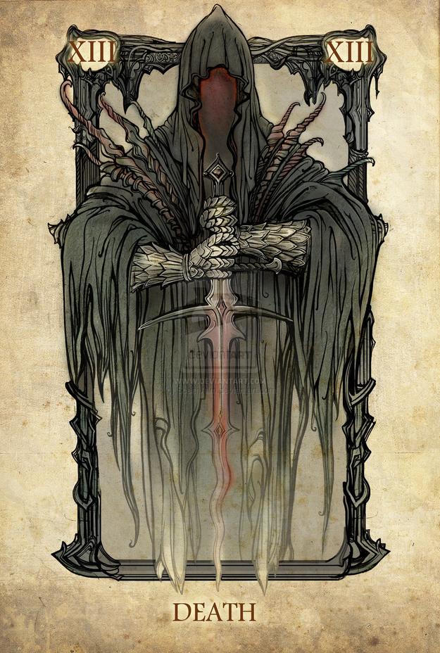 Nazgul Death