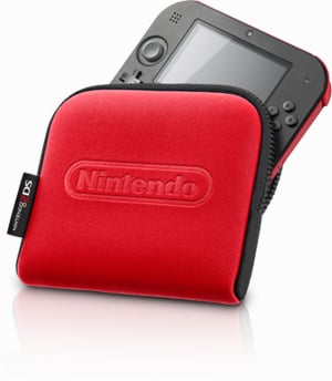 Nintendo 2DS red image 1