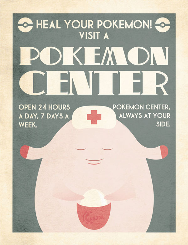 Pokemon Medical Center