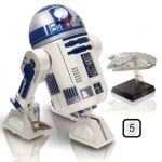 R2-D2 Home Video Projector