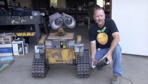 RC WALL-E Replica