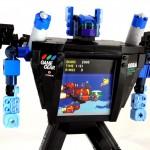 Sega Game Gear Lego Transformer by Baron Von Brunk image 1