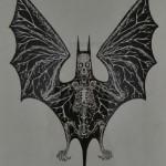 X-Ray of the Dark Knight