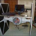 Star Wars Desk PC Case Mod