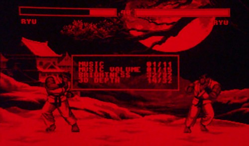 Street Fighter Virtual Boy image 1