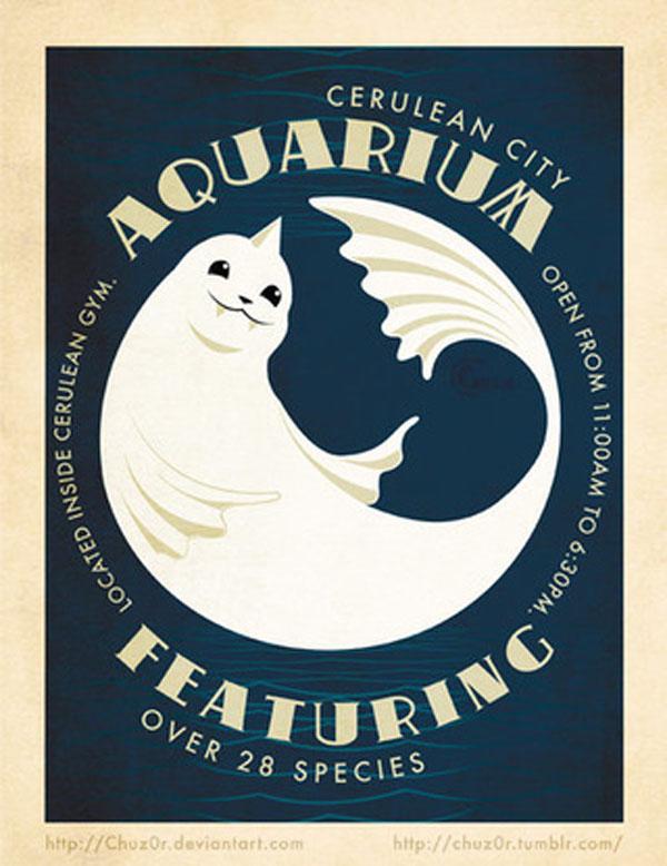 The Cerulean City Aquarium