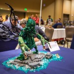 The Madness From the Sea LEGO Cthulhu Statue 3