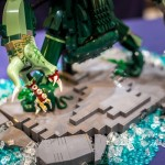 The Madness From the Sea LEGO Cthulhu Statue 5
