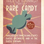 The Special Pokemon Candy