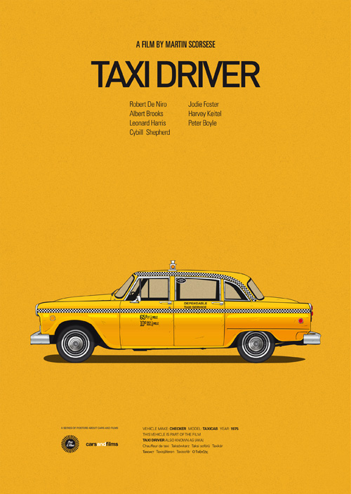 The Taxi from Taxi Driver