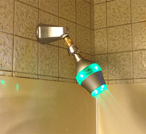 Uji Showerhead 2