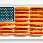 United States Food Flag