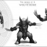 Wolverine Order of X