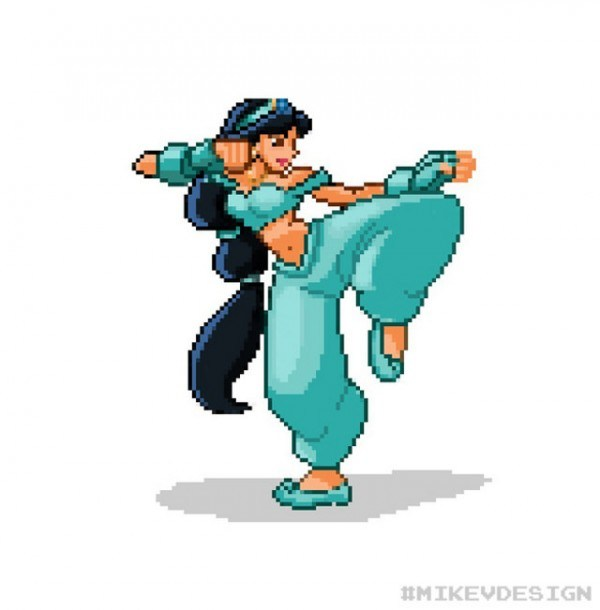 disney-princess-capcom-3
