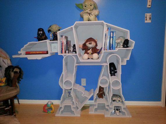 star wars bookshelf
