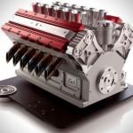 Geek & Nerd: V12 Espresso Machine