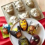 Nerdy Kitchen: Marvel Cupcake Tin