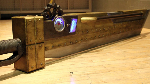 Buster Sword Steampunk