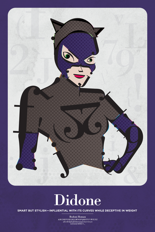 Catwoman Didone