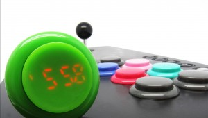 Click Arcade Button Wristwatch image 1