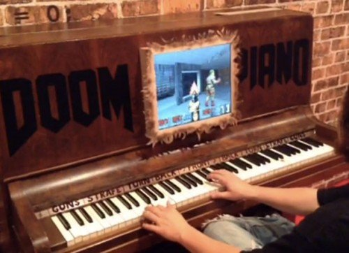 Doom Piano by David Hayward image 2