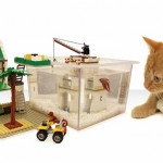 Fishspace LEGO FIsh Tank