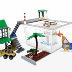 Fishspace LEGO FIsh Tank 3