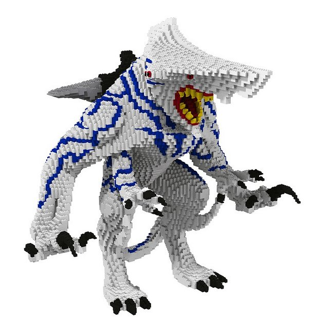 Kaiju Lego
