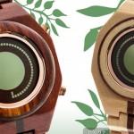 Kisai Maru Tokyoflash Wooden Wristwatch