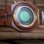 Kisai Maru Tokyoflash Wooden Wristwatch 2
