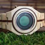 Kisai Maru Tokyoflash Wooden Wristwatch 5
