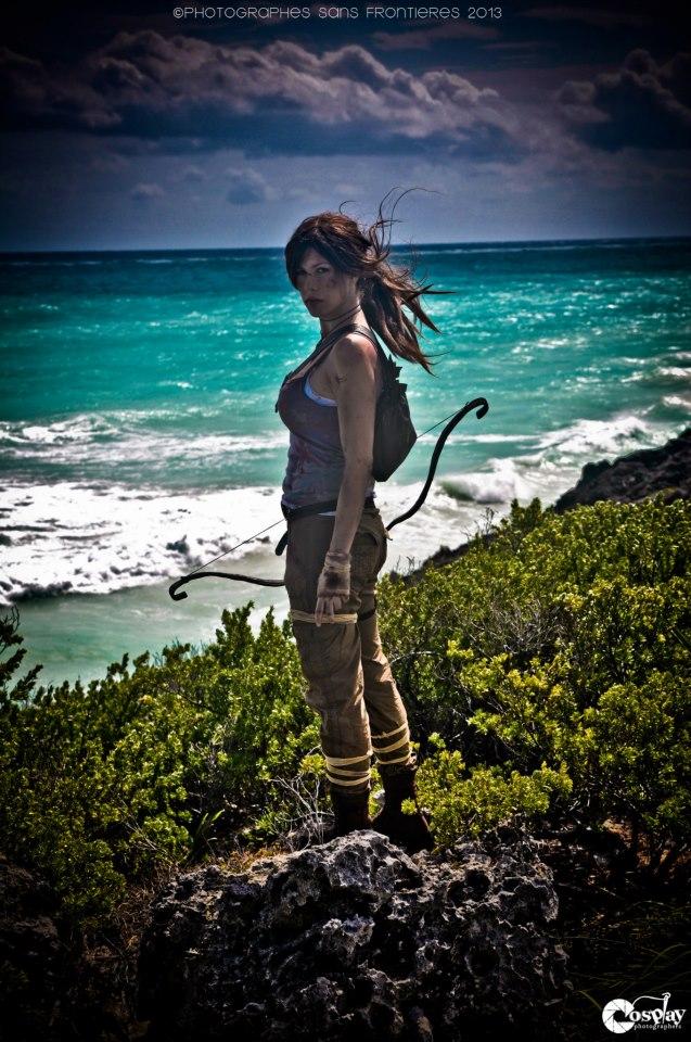 Lilia Lemoine Tomb Raider 1