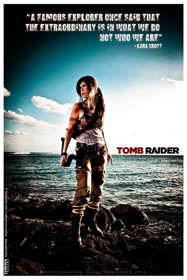 Lilia Lemoine Tomb Raider 2