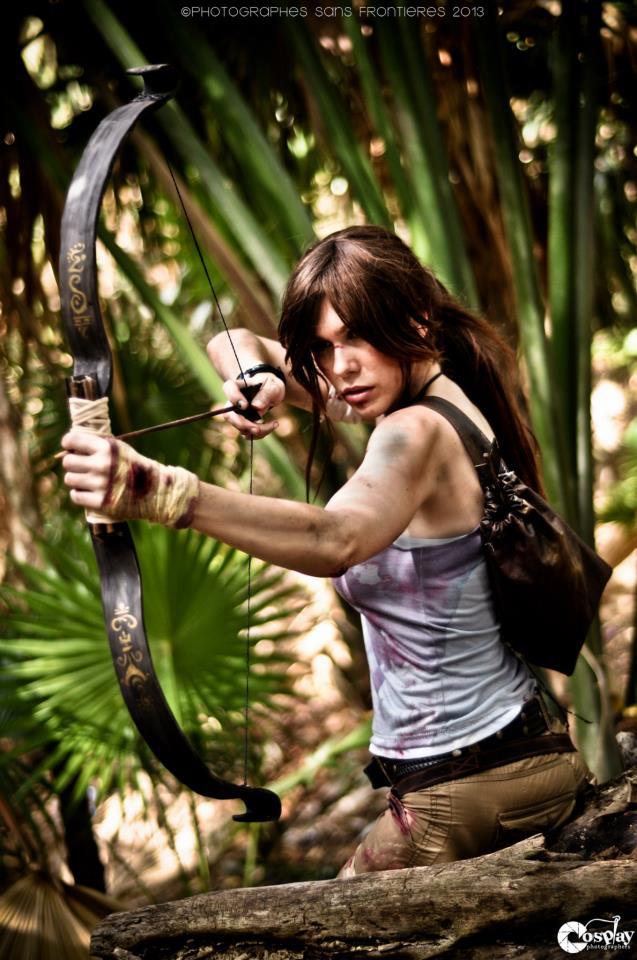 Lilia Lemoine Tomb Raider 3