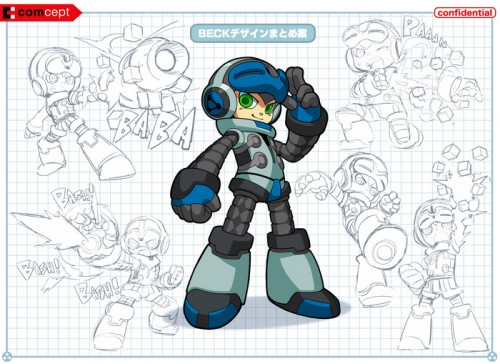 Mighty No. 9 kickstarter image 2