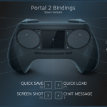 Keyboard + Mouse + Gamepad = Steam Controller